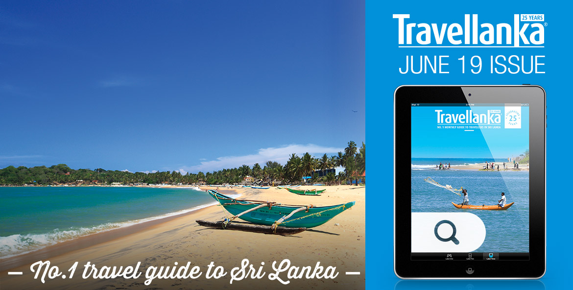 travel lanka guide June 2019 issue